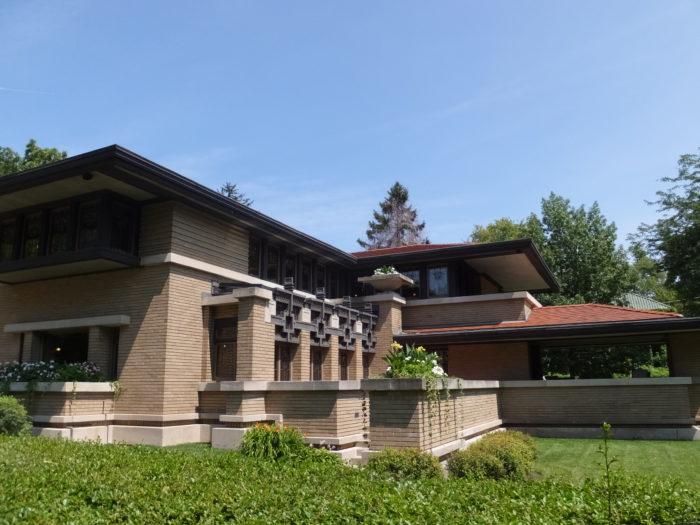 4. Meyer May House (450 Madison Avenue SE, Grand Rapids)