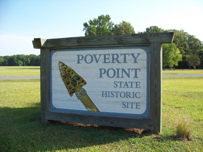 1. Poverty Point, Pioneer