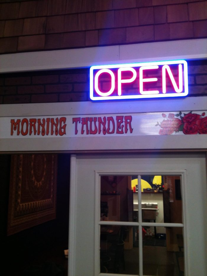 5. Morning Thunder, McMinnville