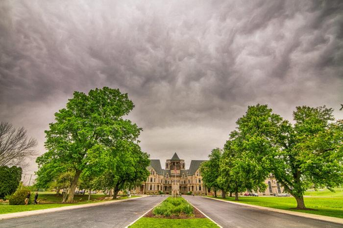 Ohio: Ohio State Reformatory, Mansfield