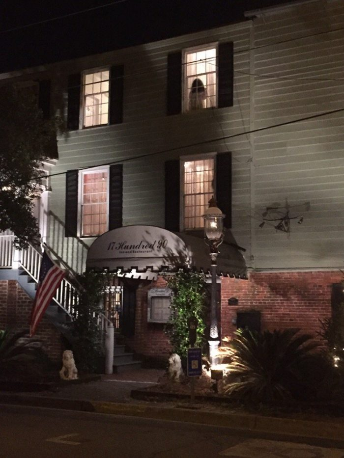 The Most Haunted Restaurants In Georgia