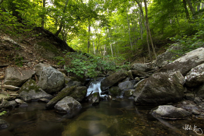 Indian Well Falls is located in Shelton and is perfect for the whole family!