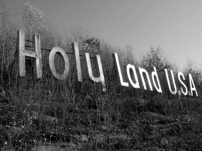 Holy Land was once the largest tourist attraction in the state.