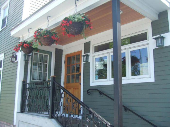 10.  Penny Clause Cafe - 169 Cherry St, Burlington