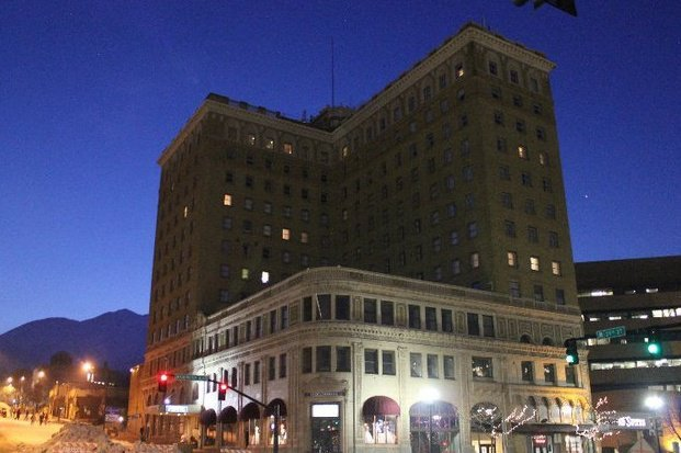 6. Stay In A Haunted, Historic Hotel