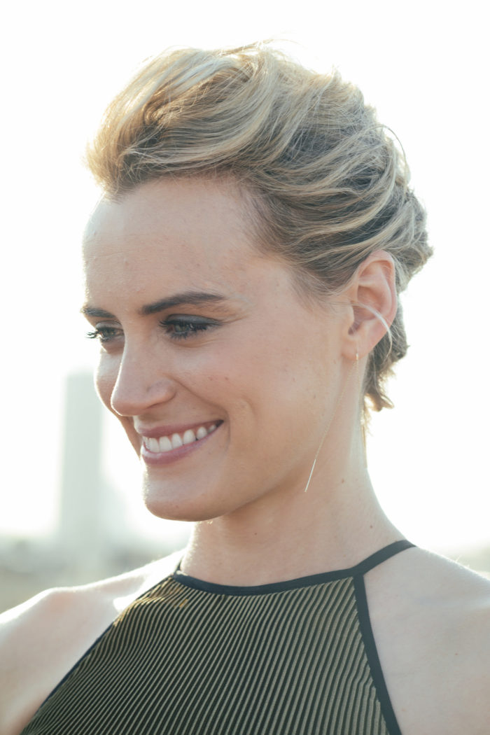 1. Taylor Schilling