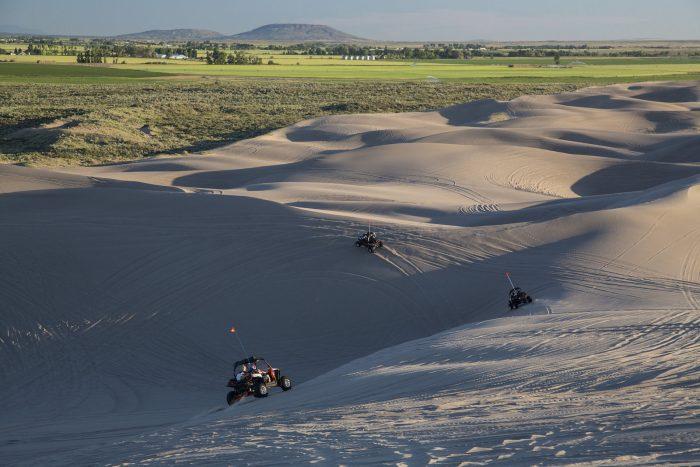 4. St. Anthony Sand Dunes