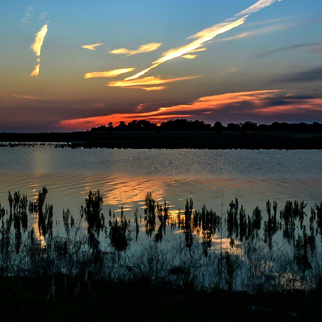 Lake Buchanan is a beautiful, peaceful body of water in Central Texas. So peaceful, in fact, that it's hard to believe the somber secret hiding underneath...