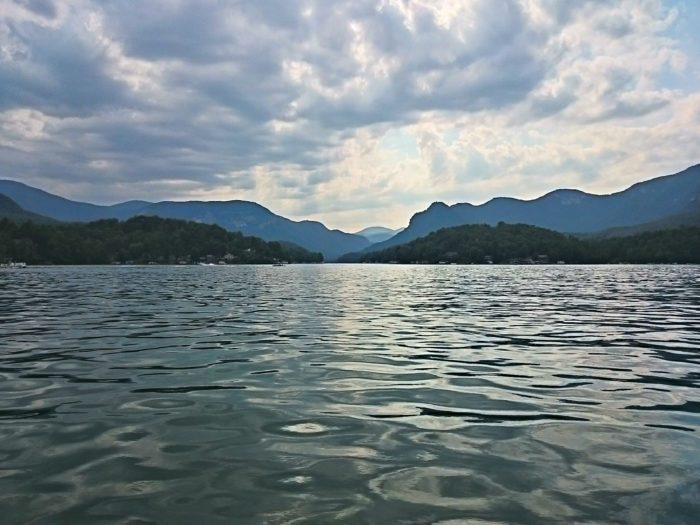 12. Lake Lure