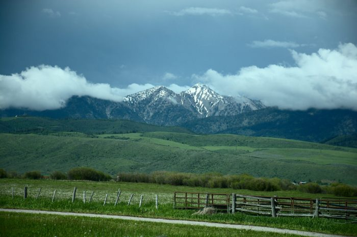 11. Star Valley Scenic Byway