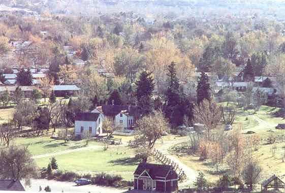 9. Four Mile Historic Park