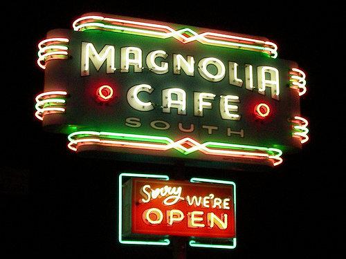 2. Magnolia Cafe