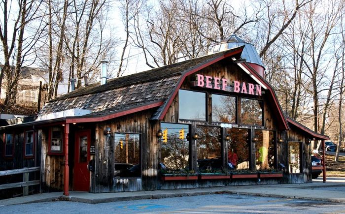 The Beef Barn Rhode Island