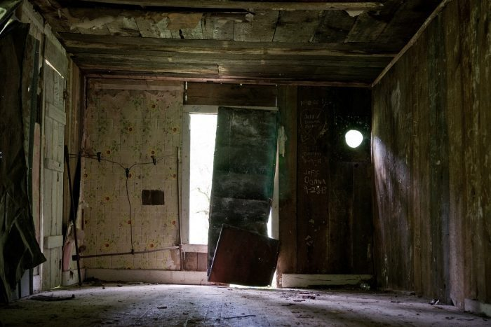 7. Take a haunting road trip through eerie and interesting ghost towns.
