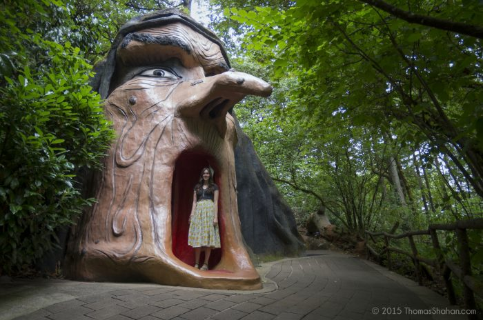 5. Enchanted Forest, off Interstate 5