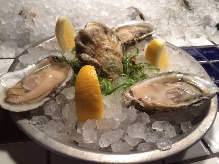 11. Oysters (85 Main, Putnam)