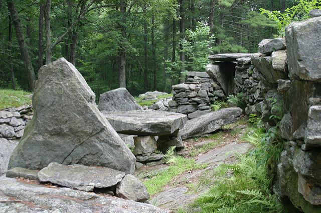 5. America's Stonehenge, Salem
