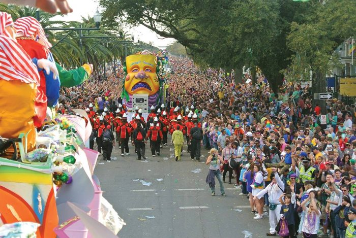 The parades will draw huge crowds.