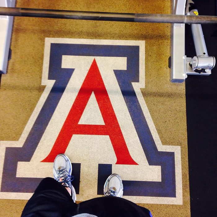 12. Wearing Wildcats gear at ASU could be hazardous to your health.