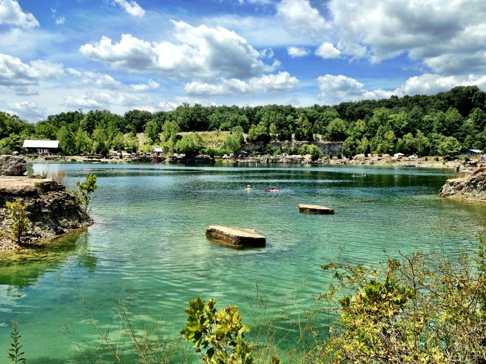8 Reasons To Visit This Pristine Swimming Spot In Kentucky