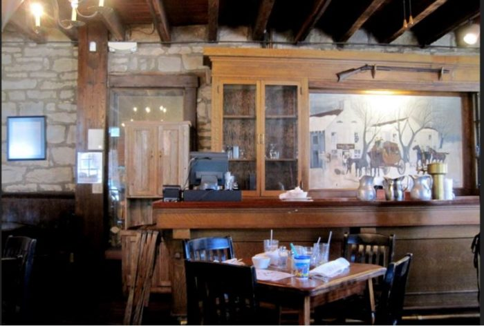 The Old Talbott Tavern Is Most Haunted Restaurant In