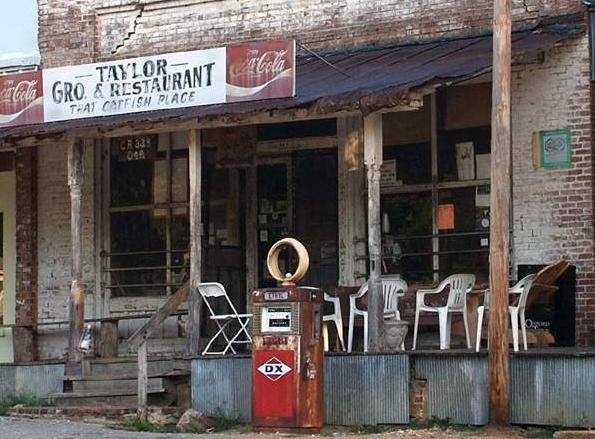 1. Taylor Grocery, Taylor