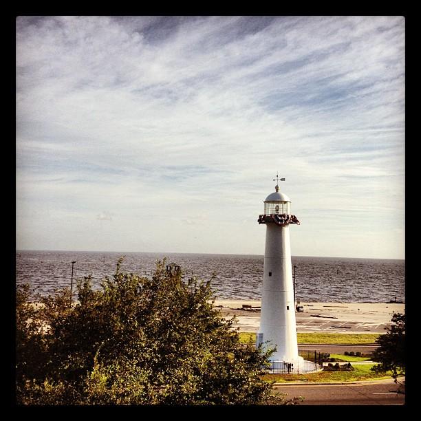 1. Biloxi Lighthouse, Biloxi
