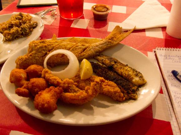 Best Seafood Restaurants In Oxford Ms