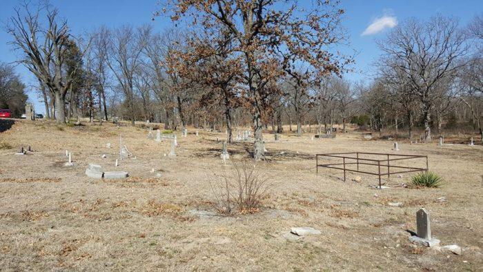 1. Peace Church Cemetery – Joplin