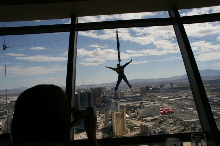 SkyJump Las Vegas Adventure