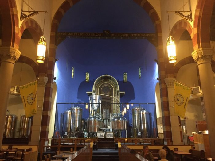 The church flourished through most of the 20th century until the early 1990s when, as with the rest of the city, the population in local churches began a steep decline, resulting in the closure of parishes.