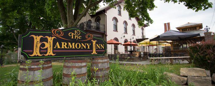 2. The Harmony Inn, Harmony
