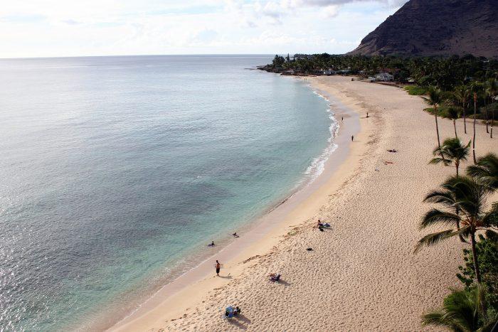 2. Makaha Beach