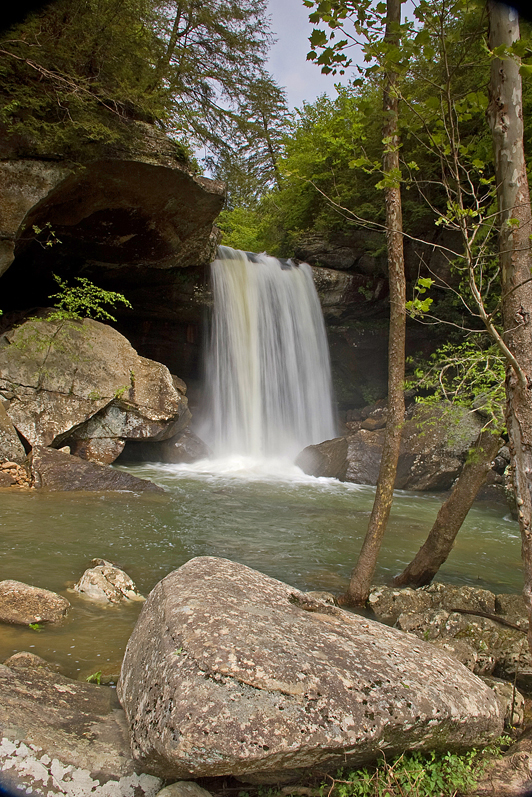 2. Waterfalls are special in many ways.
