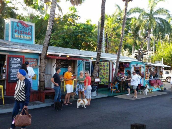 5. Harbor Walk at the Key West Historic Seaport