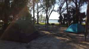 Spend The Night At Florida's Most Haunted Campground For A Truly Terrifying Experience