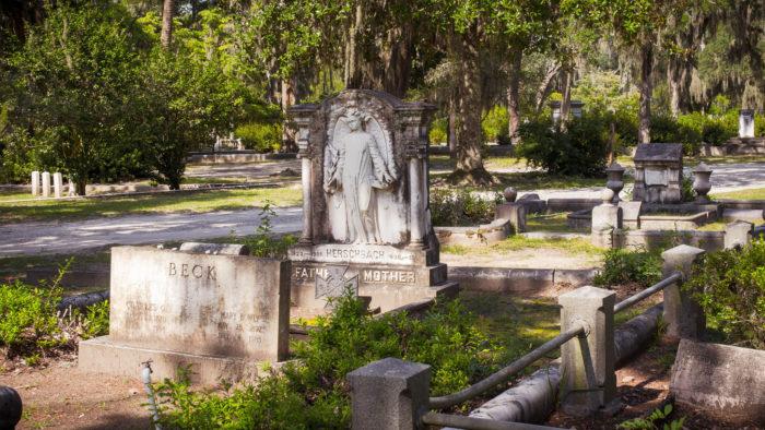 3. Bonaventure Cemetery, Savannah, Georgia