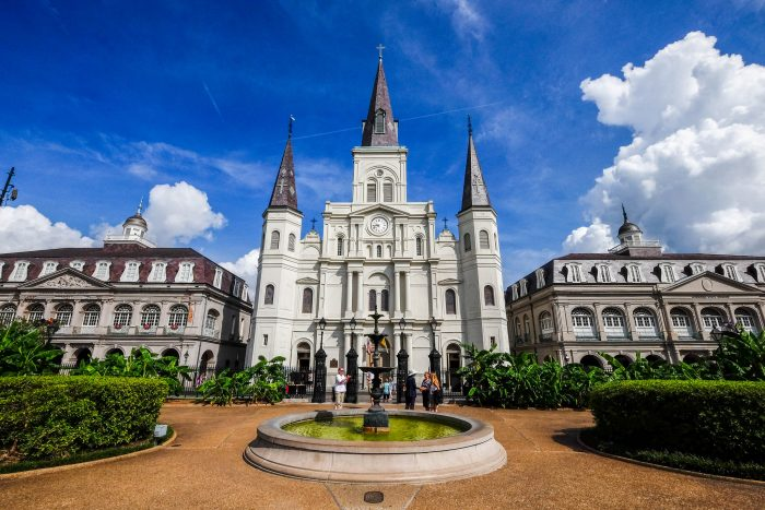 8. New Orleans, Louisiana