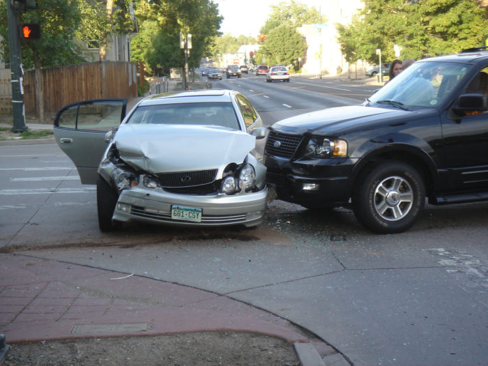 3. You will witness or be in a car crash.