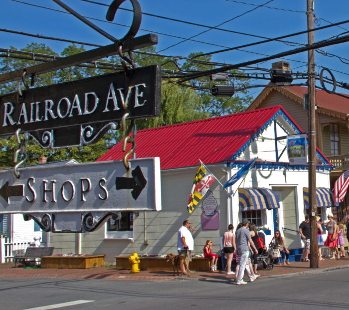 You can peruse the dozens of shops and boutiques lined along the quaint streets.