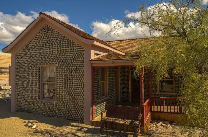 11.Tom Kelly's Bottle House – Rhyolite