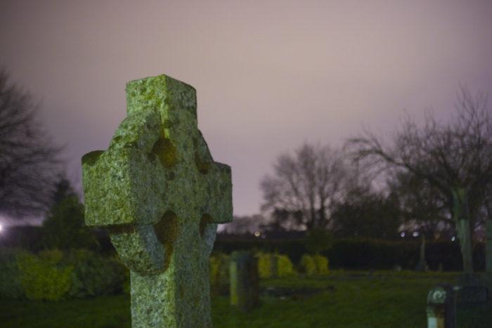 10. Palestine Church Cemetery - Clarksburg