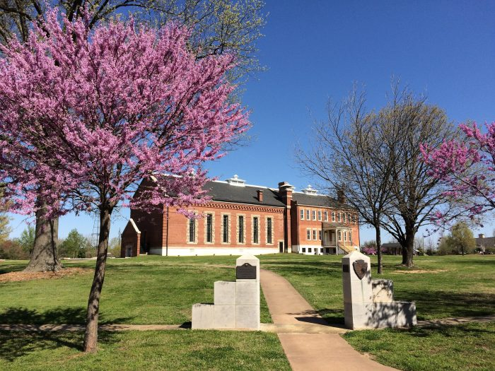 The visitor center gives you an opportunity to learn all about the gallows and the judge who presided over them.