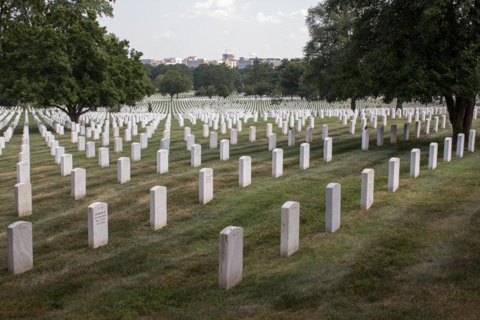 5. Arlington National Cemetery, Virginia