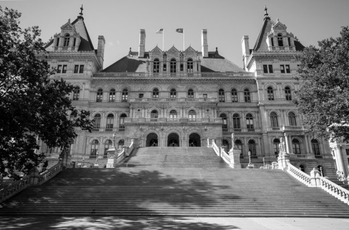 New York: State Capitol Building, Albany