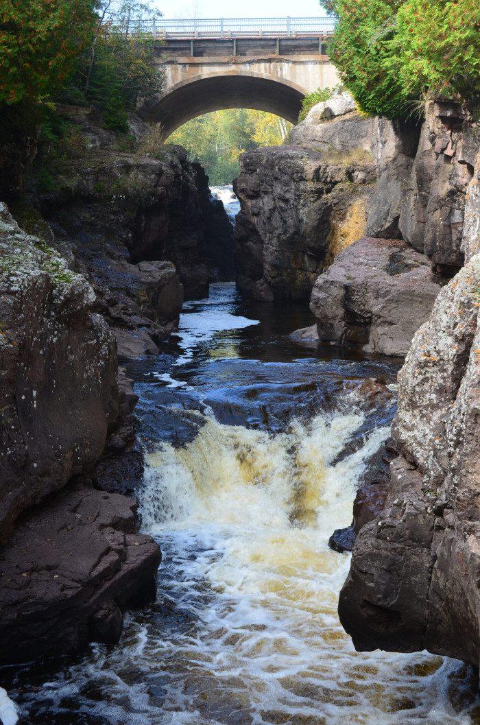 5. Temperance River Falls