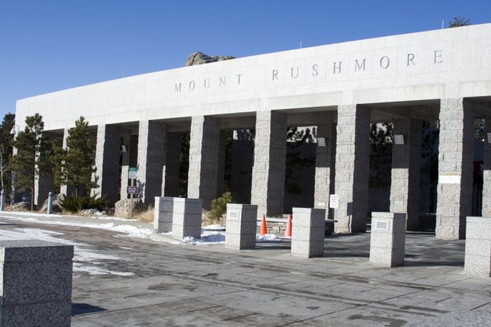 4. The name for Mt. Rushmore came from a visiting attorney from New York, checking out the local mining prospects back in the late 19th century. He asked locals if the mountain had a name; they said no, and named it after him.