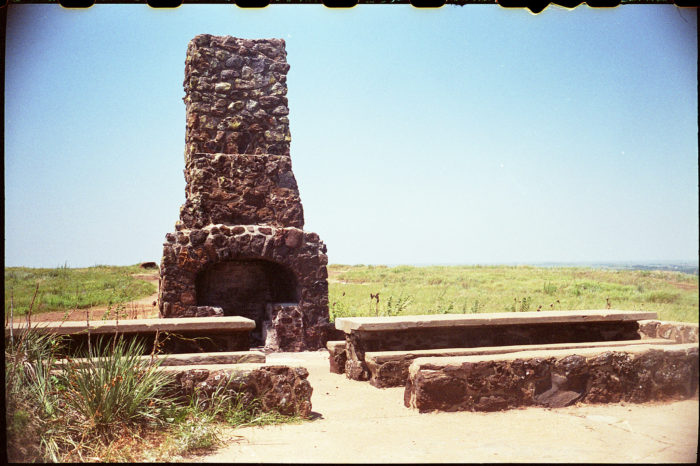Today the area is called Coronado Heights Park and is visited by thousands of locals and tourists each year.