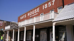 The Oldest Restaurant In Kansas Has A Truly Incredible History