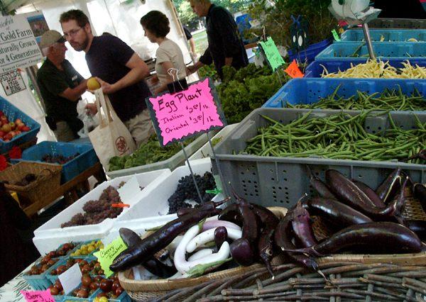 3. Portland Farmers Markets